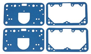Holley 108-200 - Holley Non-Stick Metering Block and Fuel Bowl Gaskets