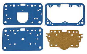 Holley 108-201 - Holley Non-Stick Metering Block and Fuel Bowl Gaskets