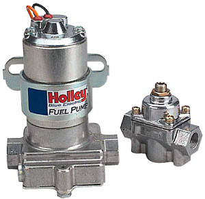 Holley 12-802-1 - Holley Electric Fuel Pumps