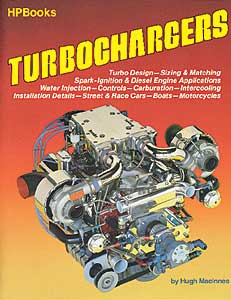 HP Books 0-895-861356 - HP Books: TurboChargers