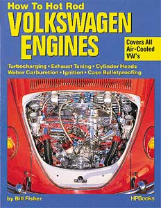HP Books 0-912-656034 - HP Books: How to Hot Rod Volkswagen Engines