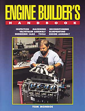 HP Books 1-557-882452 - HP Books: Engine Builder's Handbook