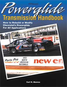 HP Books 1-557-883556 - HP Books: Powerglide Transmission Handbook