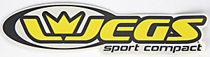 JEGS SC - JEGS Racing Decals