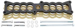 JEGS Performance Products 15480 - JEGS 5.0 EFI Phenolic Spacers