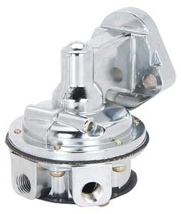 JEGS Performance Products 15950 - JEGS Chrome Mechanical Fuel Pumps