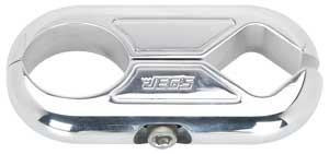 JEGS Performance Products 60211 - JEGS Billet CO2 Bottle Mounts