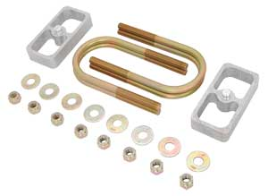 JEGS Performance Products 60800 - JEGS Rear Leaf Spring Drop/Lift Block Kits