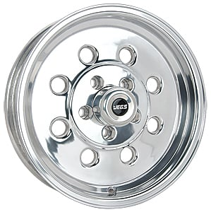 JEGS Performance Products 67001 - JEGS Sport Lite Cast Aluminum Wheels