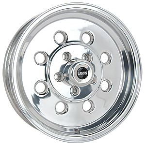 JEGS Performance Products 67002 - JEGS Sport Lite Cast Aluminum Wheels