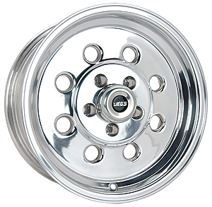 JEGS Performance Products 67011 - JEGS Sport Lite Cast Aluminum Wheels
