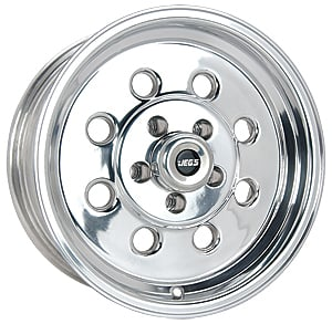 JEGS Performance Products 67012 - JEGS Sport Lite Cast Aluminum Wheels