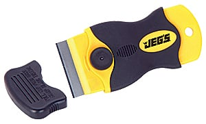 JEGS Performance Products 80603 - JEGS Blade Scraper with Cap