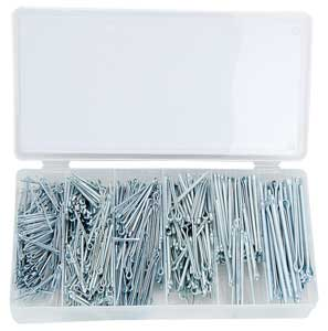 JEGS Performance Products 82405 - JEGS Cotter Pin Assortment Kit