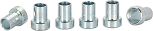 JEGS Performance Products 100395 - JEGS Hard-Line AN Steel Tube Nuts & Sleeves