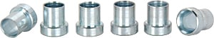 JEGS Performance Products 100396 - JEGS Hard-Line AN Steel Tube Nuts & Sleeves