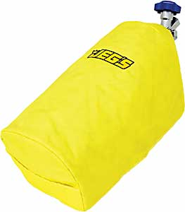 JEGS Performance Products 1025 - JEGS Nitrous Bottle Covers