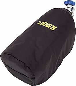 JEGS Performance Products 1026 - JEGS Nitrous Bottle Covers