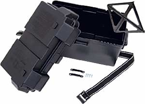 JEGS Performance Products 10261 - JEGS Battery Box and Box Kits