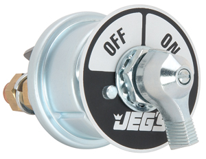 JEGS Performance Products 10307 - JEGS 300A Master Battery Disconnect Switch