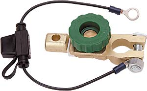 JEGS Performance Products 10321 - JEGS Battery Terminal Disconnect Switch