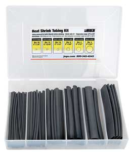 JEGS Performance Products 10630 - JEGS Heat Shrink Tubing Kit