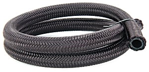 JEGS Performance Products 110920 - JEGS Pro-Flo 350 Series Nylon Black Braided Hose