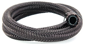 JEGS Performance Products 110931 - JEGS Pro-Flo 350 Series Nylon Black Braided Hose