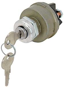 JEGS Performance Products 11100 - JEGS Universal Ignition Switch