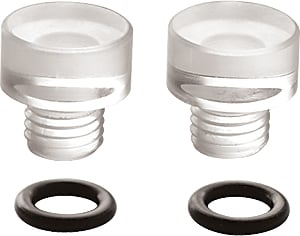 JEGS Performance Products 15214 - JEGS Translucent Fuel Bowl Sight Plugs