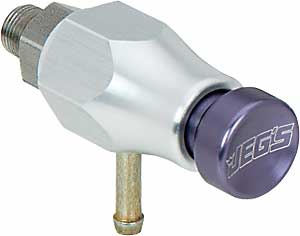 JEGS Performance Products 15275 - JEGS Fuel Sample Valves
