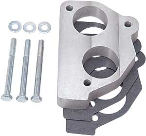 JEGS Performance Products 15400 - JEGS Throttle Body Spacers
