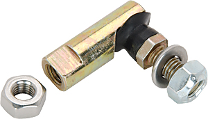 JEGS Performance Products 15741 - JEGS Carburetor Linkage Bushings and Swivels