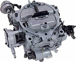 JEGS Performance Products 15804 - JEGS 4-bbl Remanufactured Quadrajet Carburetors