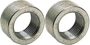 JEGS Performance Products 30745 - JEGS O2 Sensor Weld Fittings & Plugs