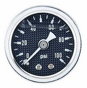JEGS Performance Products 41033 - JEGS Fuel Pressure Gauges