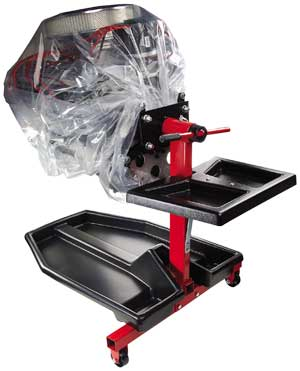 JEGS Performance Products 80040K - JEGS Ultimate Engine Stand Combo Kit