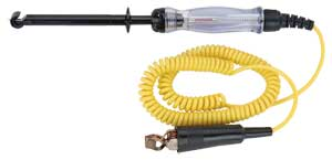 JEGS Performance Products 80568 - JEGS One-Hand Wire Piercing Circuit Tester