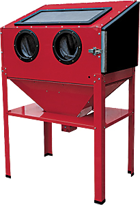 JEGS Performance Products 81500 - JEGS Vertical Blast Cabinet