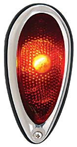 JEGS Performance Products 90000 - JEGS '39 Ford Style Taillights
