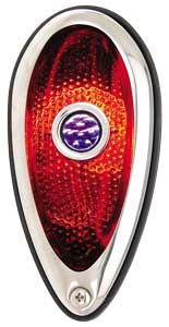 JEGS Performance Products 90001 - JEGS '39 Ford Style Taillights