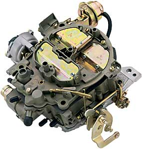 JET Performance 36001 - JET Modified Streetmaster Rochester Quadrajet Carburetors