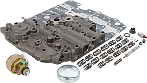 JW Performance 20550-BR - JW Performance Transbrake Valve Bodies