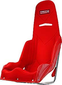 Kirkey 41512 - Kirkey Aluminum Pro Street Drag Racing Seats