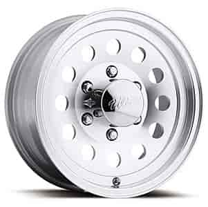 Ultra Wheel 062-6681K - Ultra 062 Series Smooth MOD Trailer Wheels RWD
