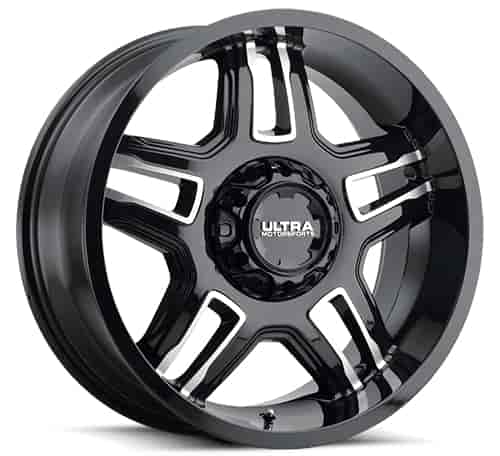 Ultra Wheel 153-2187BK25