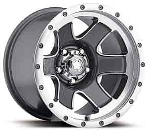Ultra Wheel 173-7983GN - Ultra 173/174 Nomad Series RWD Wheels