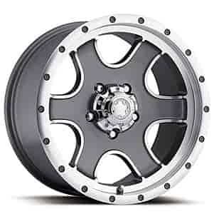 Ultra Wheel 174-6865GN - Ultra 173/174 Nomad Series RWD Wheels