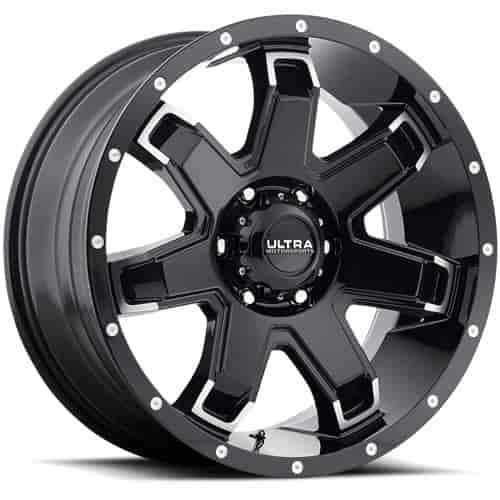 Ultra Wheel 209-2950BK25