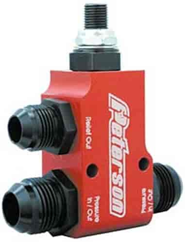 Peterson Fluid Systems 09-0160 - Peterson Fluid Systems Remote Relief Valves